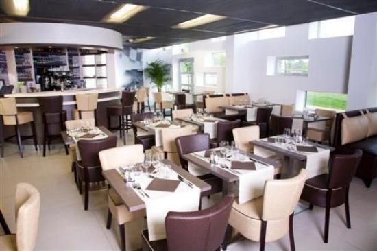 Kyriad Le Mans Sud - Mulsanne: Restaurant