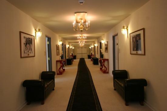 The Village at Pocono: Hallway