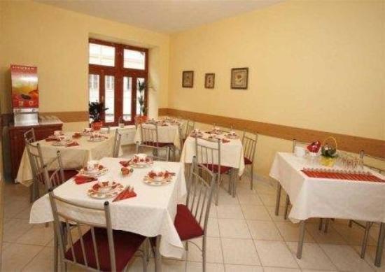 Argosy Residence : Restaurant