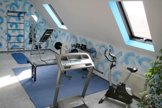 Domino Hotel: Fitness