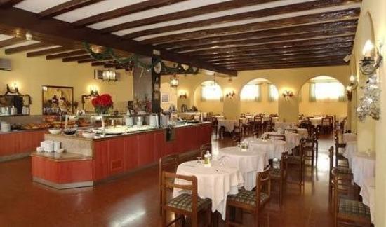 Kross Hotel Goya : Restaurant
