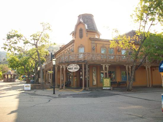 Heritage Square Music Hall