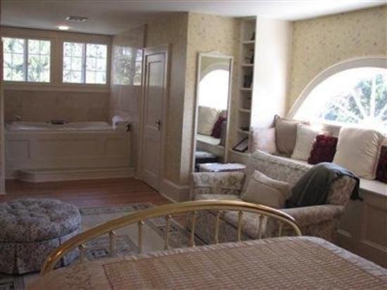Bykenhulle House B&B: Guest Room