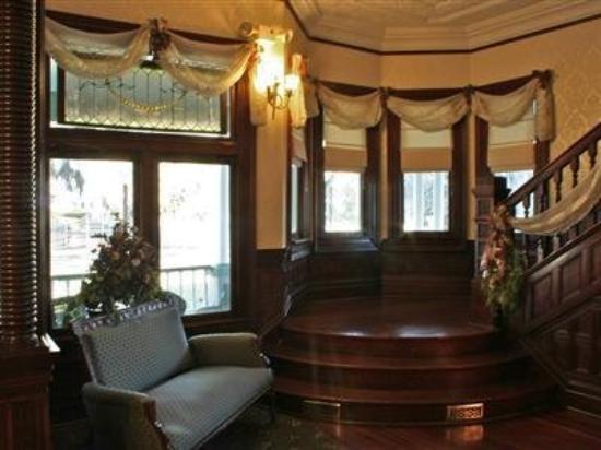McFarlin House: Interior