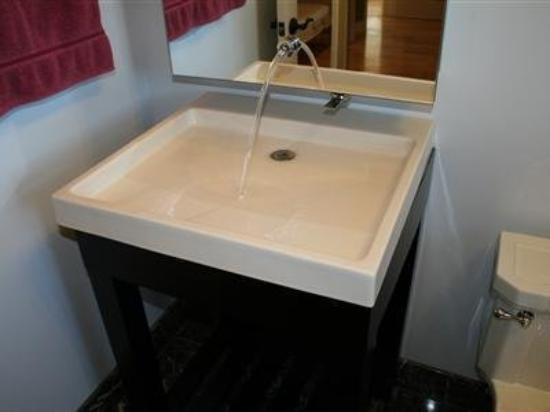 Casa Blanca Retreat: Bathroom