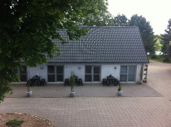 Tollundgaard Golf Park & Apartments: Rooms from outside