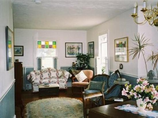 The Country Goose Bed & Breakfast : Interior