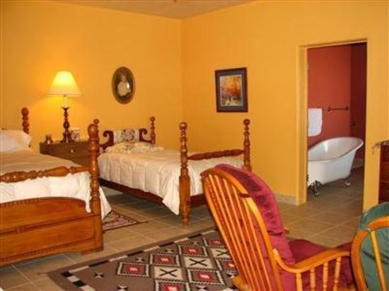 Desert Princess Inn: Guest Room