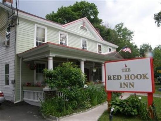 The Red Hook Country  Inn: Exterior