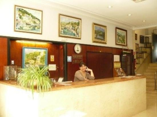Hotel Abelay: Lobby