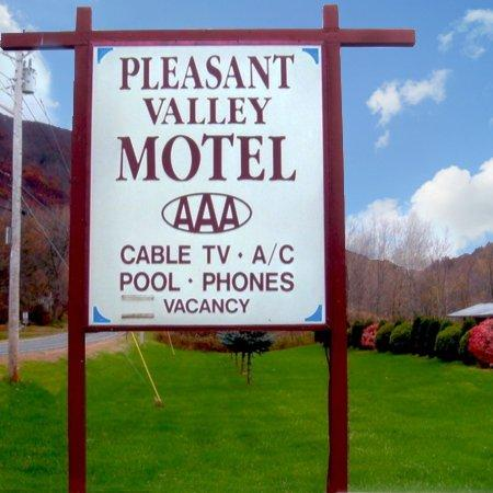 Pleasant Valley Motel West Stockbridge: Exterior View