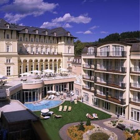 Falkensteiner Hotel Grand MedSpa Marienbad: Exterior View