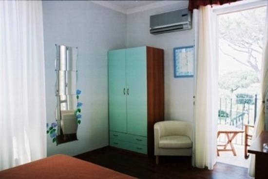 Hotel Le Focette: GUEST ROOM