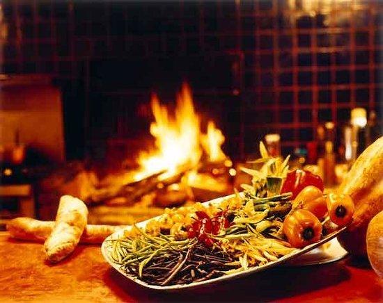 Hotel California: Restaurante La Coronela