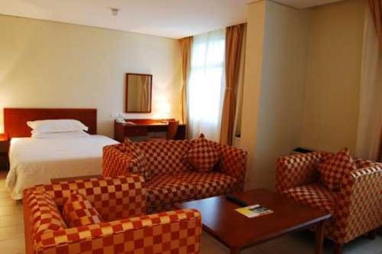 Tinapa Lakeside Hotel: Amber