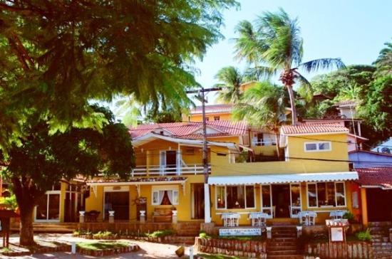 Solar Das Artes Pousada Boutique - Morro