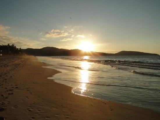 Paraiso del Pescador Hotel : Beach