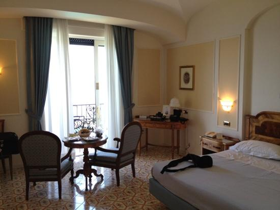 Grand Hotel Royal: quarto