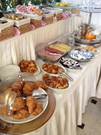 Hotel Nazionale: buffet