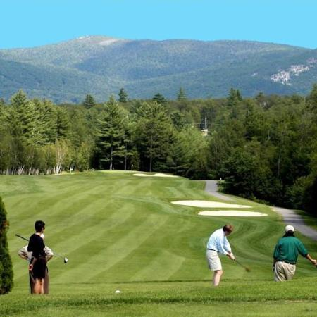 White Mountain Hotel and Resort: 6th Fairway