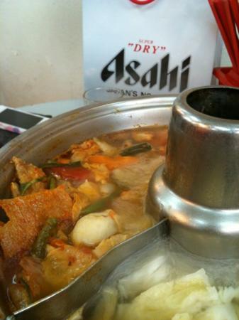 You Hoo restaurant: tom yam yang gempak!