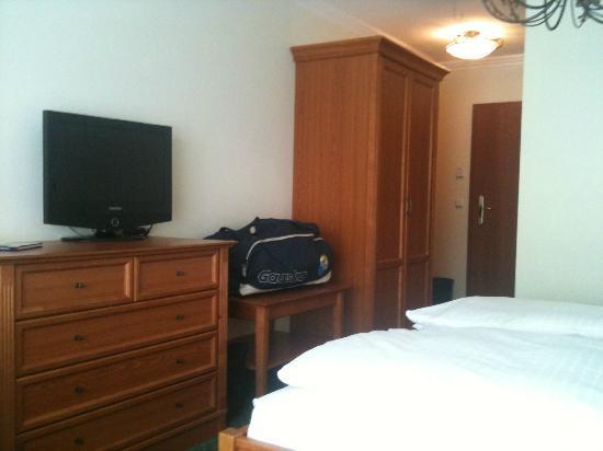 Hotel Gasthof Hottl: televisie