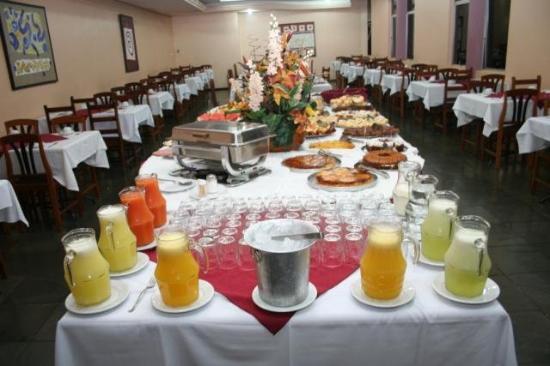 Manacá Hotel: Kaciques Restaurant