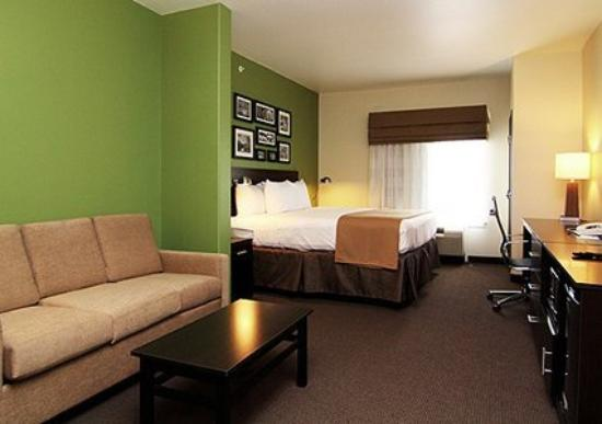 Sleep Inn & Suites Round Rock: TXEG