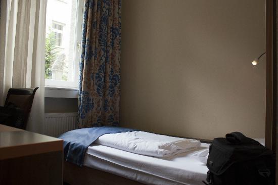 Mercure Hotel München am Olympiapark: Bett