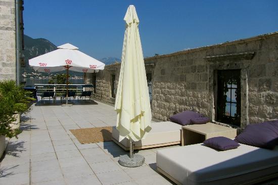 Palazzo Radomiri Hotel: Lounge areas at Palazzo Radomiri