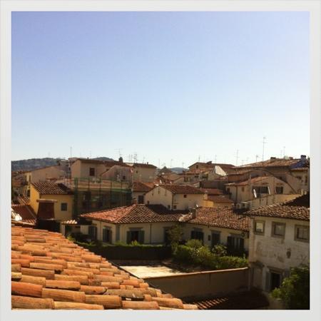 Botticelli Hotel: Vue de la chambre 302