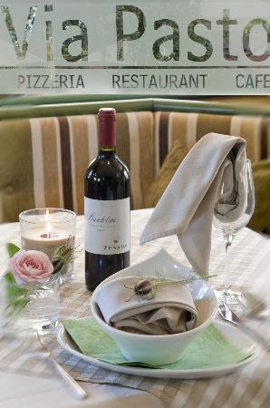 Pertisau, Austria: Via Pasto Restaurant
