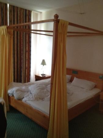 Hotel Klemm : bedroom 2nd floor