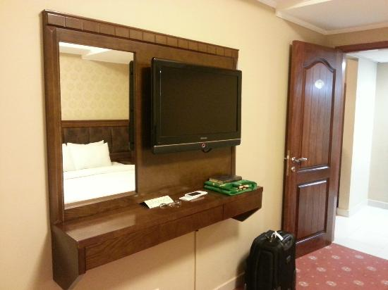 Ishraq Al Madina Hotel 2 : A view of the Bedroom