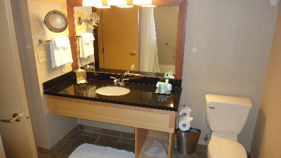 Hilton Whistler Resort & Spa: Bad