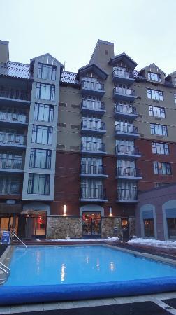 Hilton Whistler Resort & Spa: Hotel