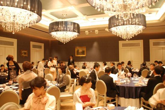Hotel Monterey Kyoto: Kensington Room, (for a wedding reception)