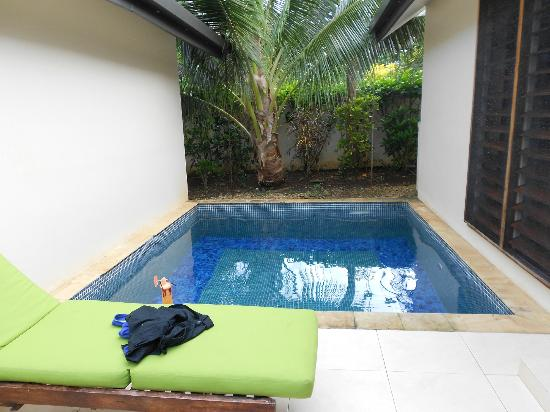 Mangoes Resort: Plunge Pool
