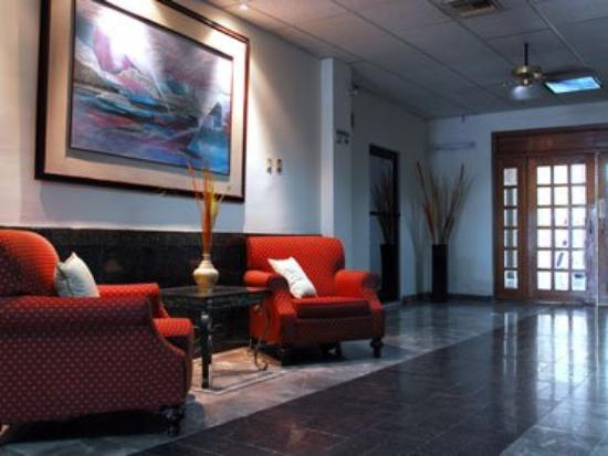 San Andres Hotel: Lobby