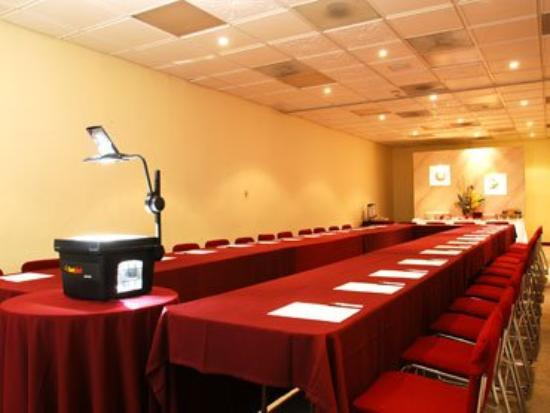 San Andres Hotel: Meeting Room