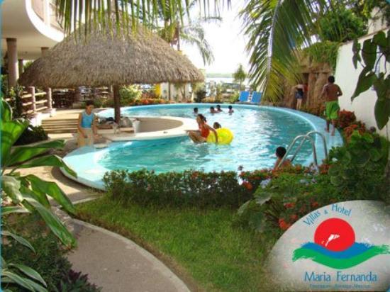 Villas Maria Fernanda: Pool