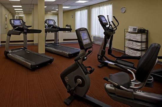 حياة بليس شيكاجو وارينفيل: Hyatt Place Fitness Center