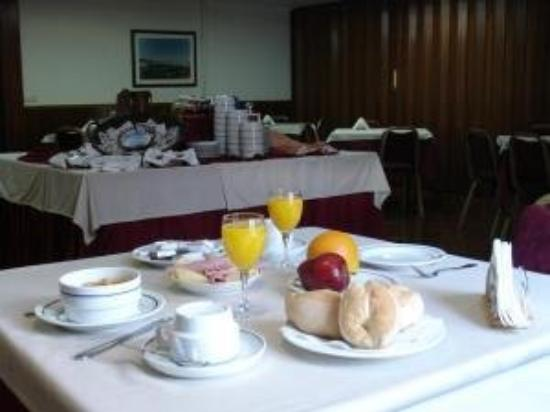 Eurosol Gouveia: Breakfast