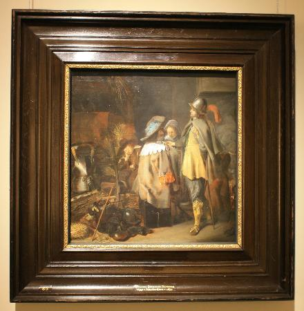 Μουσείο Frans Hals: A painting by another painter from the same period