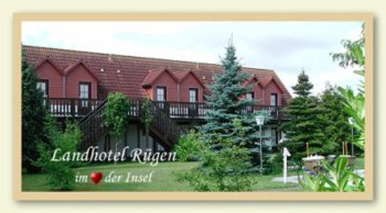 Landhotel Rugen: Country Partner Landhotel R-gen