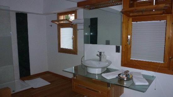 Lycia Hotel: Salle de bains