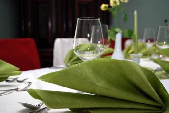 Hotel Waldhaus Prieros: Restaurant