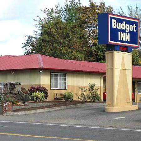 Budget Inn Oregon City/Portland : Exterior