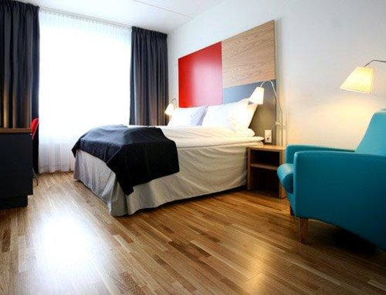 Thon Hotel Kirkenes: Standard Room Double