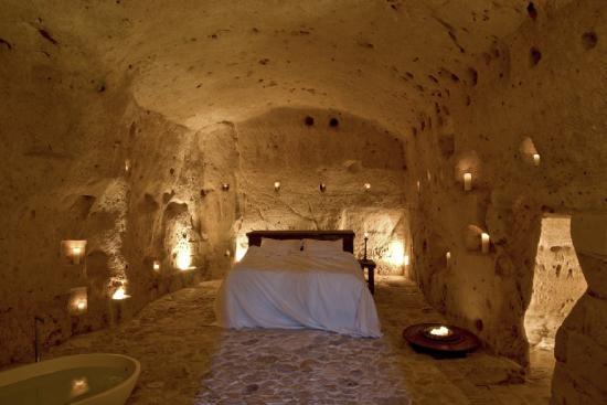 Sextantio Le Grotte della Civita: Superior Cave